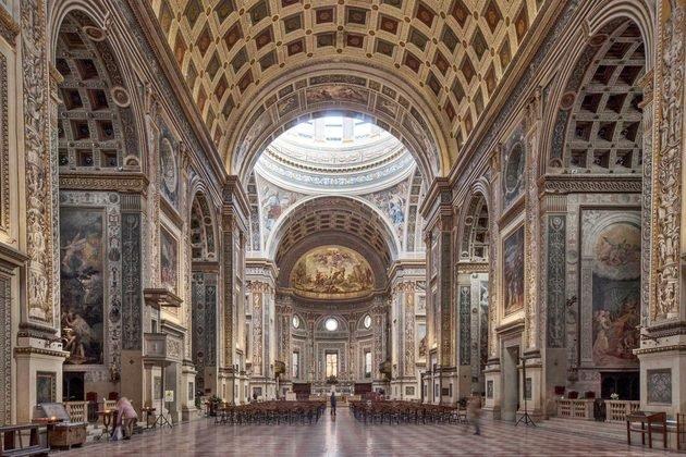 Basílica de Santo André de Mântua