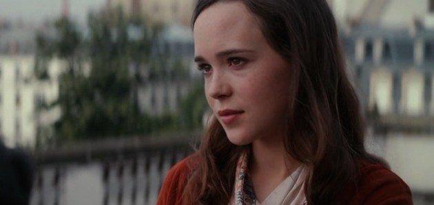 Ariadne interpretada por Ellen Page.