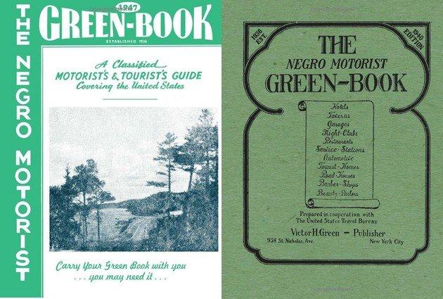 O verdadeiro The Negro Motorist Green Book foi efetivamente usado na viagem de Tony com o pianista.