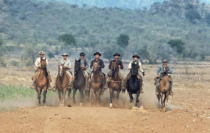 Sete Homens e Um Destino (1960)