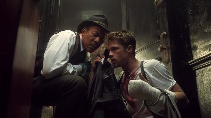 Seven - Os Sete Crimes Capitais (1995)