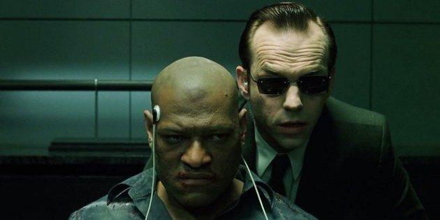 Morpheus e Smith