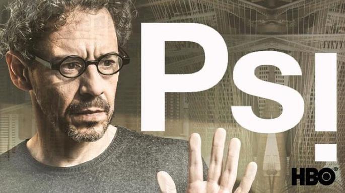 Cartaz da série Psi, da HBO