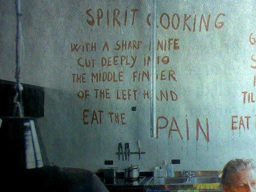 Spirit Cooking (1996).