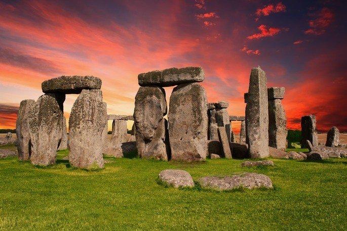 Stonehenge monumento