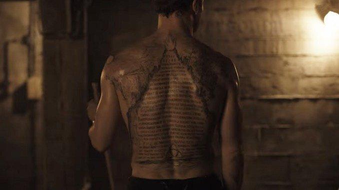 tatuagem Noah