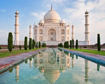 Tudo sobre o Taj Mahal, na Índia