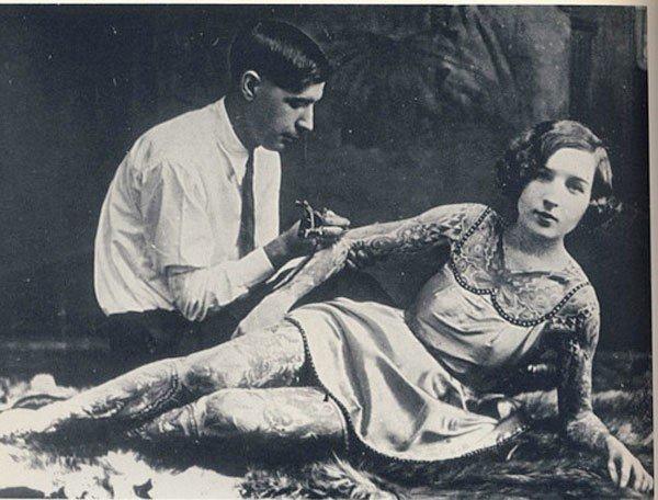 tatuagem pintura corporal