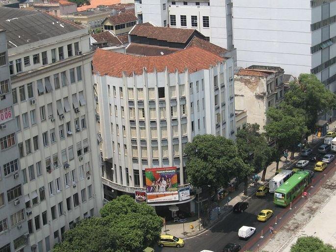 Teatro Carlos Gomes, no Rio de Janeiro