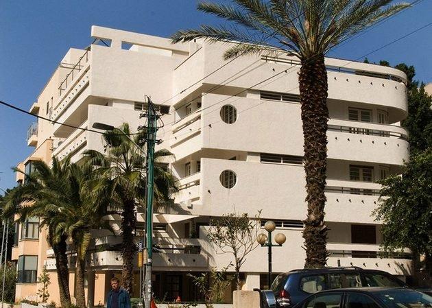 edificio residencial