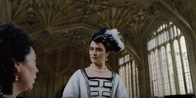 A Duquesa Marlborough representava uma enorme influência sob a frágil Rainha Ana.