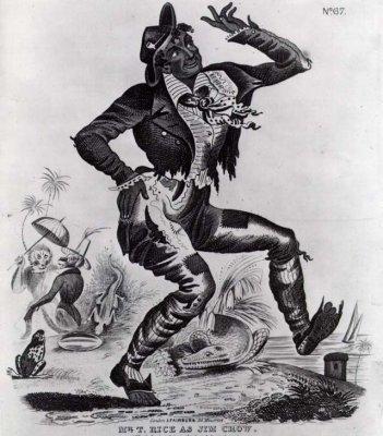 Jim Crow, 1832