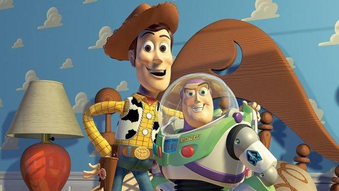 Toy Story – Um Mundo de Aventuras (1995)