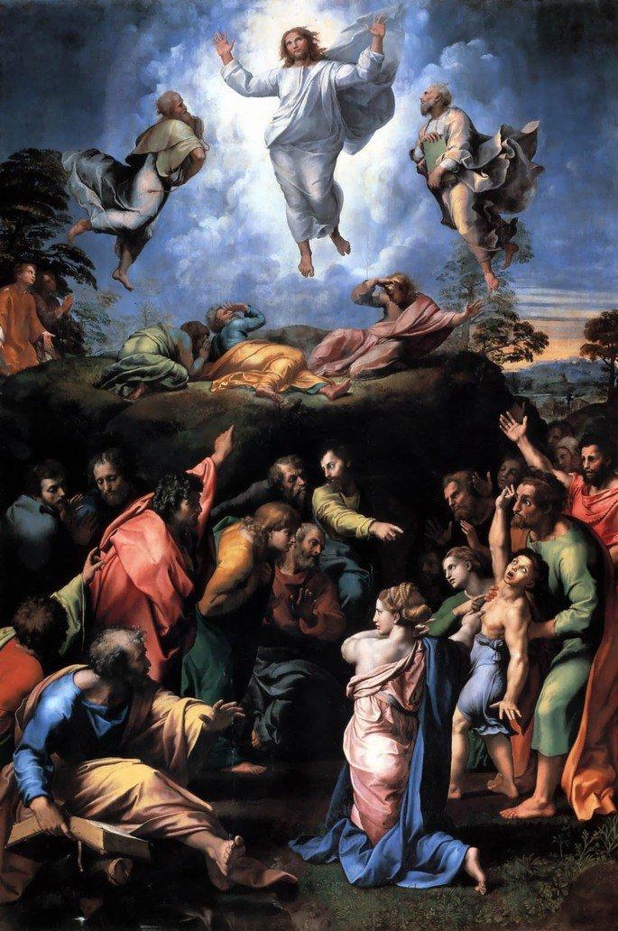 Transfiguração (1520).