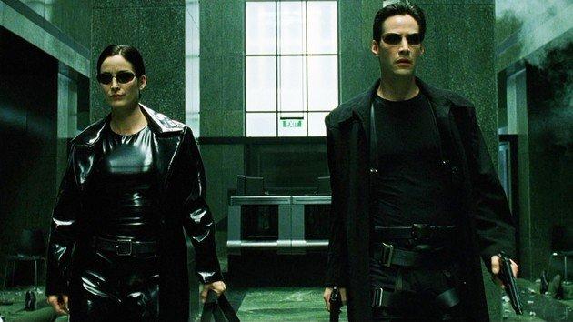 Trinity e Neo