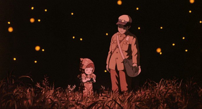 Túmulo dos Vagalumes (1988)
