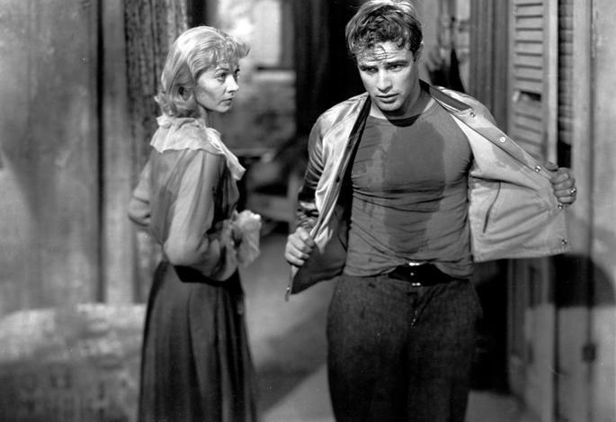Um Bonde Chamado Desejo (1951)