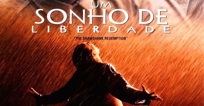 cartaz do filme Um sonho de liberdade