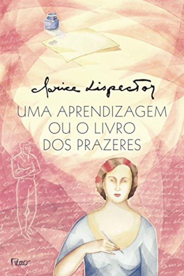 Capa do livro Uma aprendizagem ou o livros dos prazeres