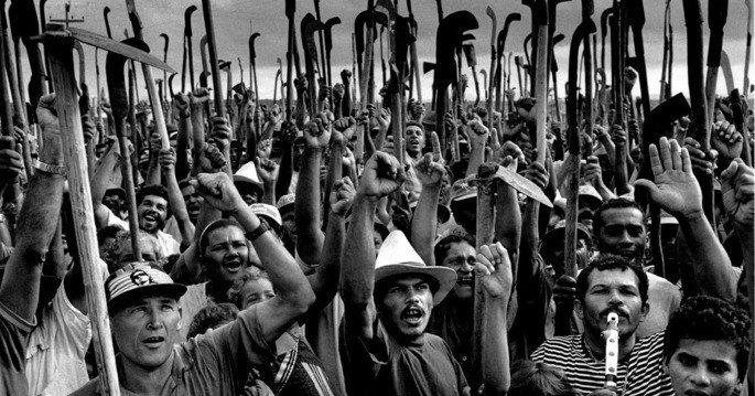 conjunto de trabalhadores registrados no projeto Trabalhadores: uma arqueologia da Era Industrial
