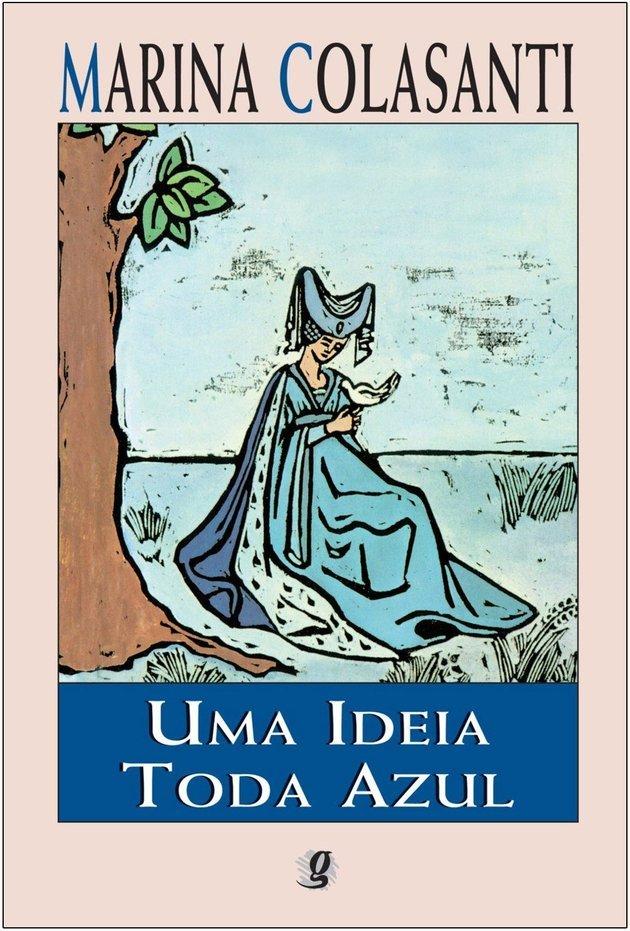 Uma ideia toda azul