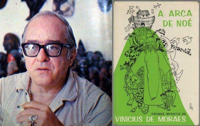 Vinicius de Moraes e Arca de Noé