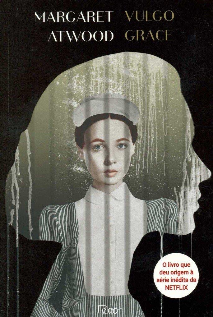 Capa do livro Vulgo Grace.
