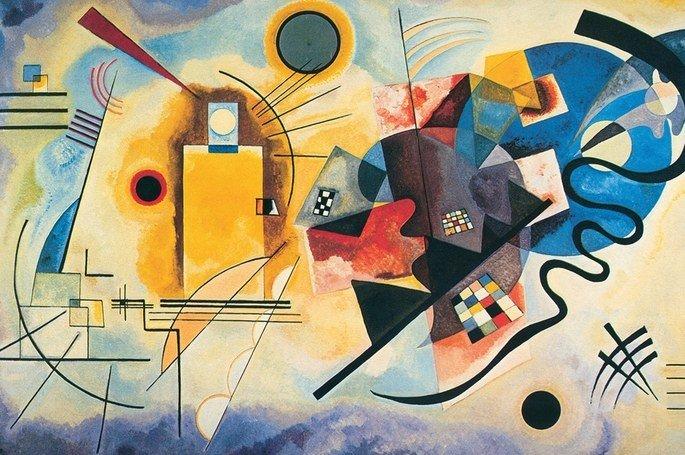 Amarelo-Vermelho-Azul (1925)