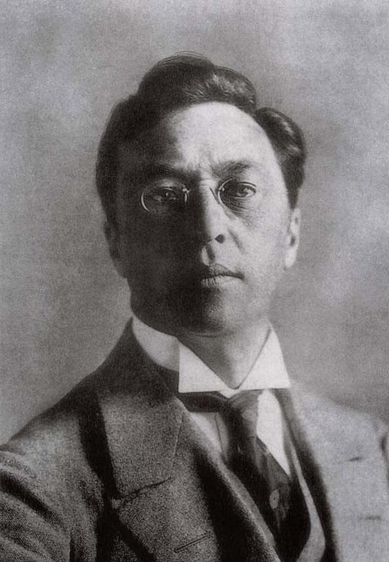 retrato de Kandinsky